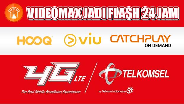 Cara Mengubah Kuota Videomax Menjadi Kuota Flash (Reguler