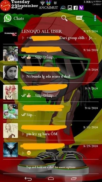 Download Whatsapp Mod Transparan Apk Terbaru