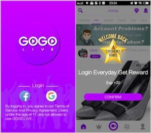 Download Gogo Live Mod Apk (Unlimited Coins dan Vip) 2020