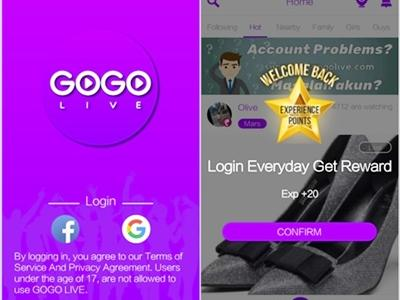 Download Gogo Live Mod Apk (Unlimited Coins dan Vip) 2020
